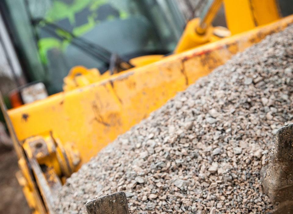 Rullier frères nettoyage du sable et séparation des cailloux