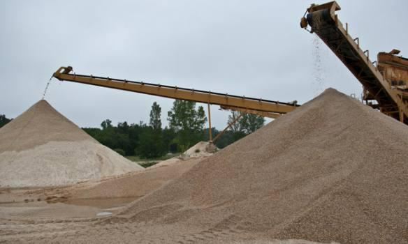 Carrières de sables carcassonne