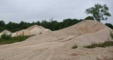 carrières de sables béziers
